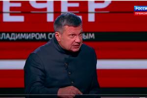 соловьев, харьков, жуков, скандал, украина, россия, декоммунизация