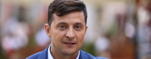 дебаты, 19 апреля, нск олимпйиский, выборы 2019,выборы президента, порошенко, зеленский, фото, кортеж