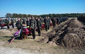 Запорожье, похороны, неизвестные солдаты, ДНР, АТО, солдаты