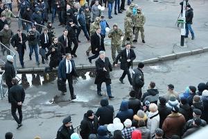 Украина, Порошенко, Убегает, Фейк, Фото, Шевчук, Цеголко.