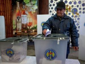 молдова, выборы, цик, явка