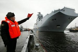 мистраль, флот россии, кризис на украине, франция
