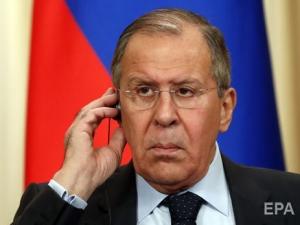 Лавров, украина, рф, скандал, Крым