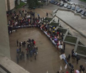 новости, политика, общество, борис филатов, украина, протест, мэр, днепропетровск