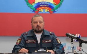 украина, лнр, корнет, плотницкий, казанский, скандал, луганск