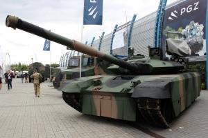 танк, польша, укроборонпром, рт-17,  армия, всу, минобороны, выставка, нато