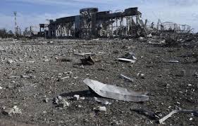АТО, Донецк, аэропорт, контроль, аэропорт, бои, ополчение