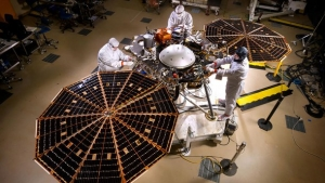 новости США, робот, NASA , космос, полет на Марс, Марс, Красная планета