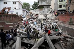 новости украины, в непале, мид украины, землетрясение в непале