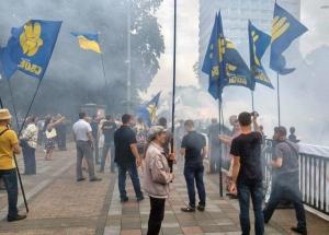 неприкосновенность, Верховная Рада, митинг, свобода, азов, активисты, вру, верховна рада, парламент украины неприкосновенность