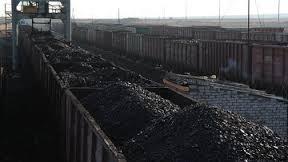 Углегорск, ТЭС, ДонОГА, СБУ, уголь, вагоны, проехали
