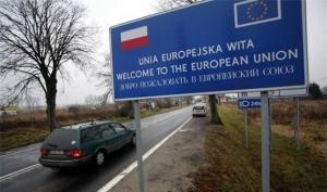 польша, украина, беженцы