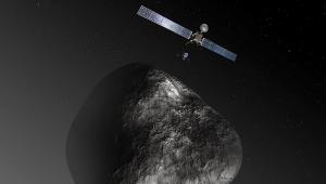 Европейское космическое агентство, миссия Rosetta, кометы 67P/Чурюмова-Герасименко, космос, наука и техника