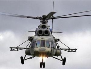 россия, вертолет ми-8, крушение, Красноярский край