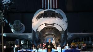 освоение космоса, США, Майк Пенс, Национальный космический совет США