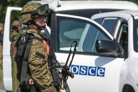 ОБСЕ, аэропорт ,Донецк, ДНР, Хуг, обстрелы, жилые кварталы