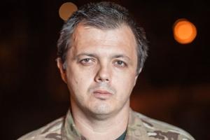 Cемен Семенченко, Донбасс, особій статус, Верховная Рада, АТО