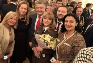 Порошенко, Украина, война, армия, ВСУ, генерал, звание