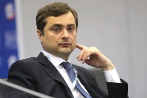 сурков, РФ, ссора, Париж, украина, россия санкции