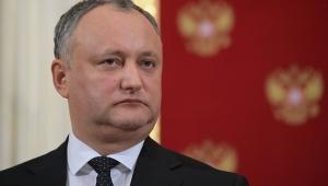 додон, молдова, россия, скандал, политика
