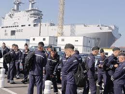 Мистрали, Россия, моряки, Владивосток, Сен-Назер