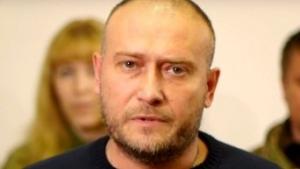 Дмитрий Ярош, Вячеслав Аброськин, Мариуполь, встреча, политика