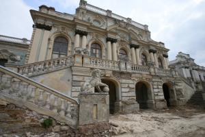 киев, архитекторы, памятник архитектуры, мариинский дворец, остановка реставрации, разрушение