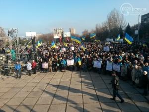 Мариуполь, народное вече, общество, военное положение, Украина, юго-восток