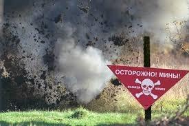 Водитель, мина, подрыв, Донбасс, Карловка, раны