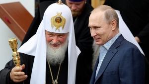 Россия, политика, путин, режим, церковь, кирилл, православие, раскол, томос, Украины