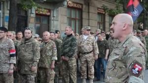 мукачево, украина, правый сектор, происшествия