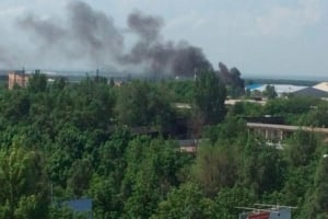 Донецк, обстрел, Мотель, Путиловка, Щегловка, Макаронка