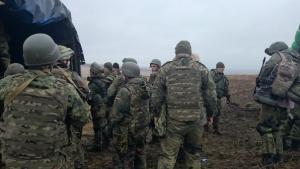 новости украины, полк азов, новости донбасса, тельманово