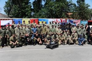 """Си Бриз-2017"", Военно-морские учения, Одесса, НАТО"