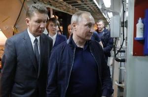 Россия, политика, путин, газпром, турецкий поток