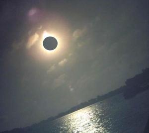 солнечное затмение, природное явление, остров Шпицберген, общество, наука,