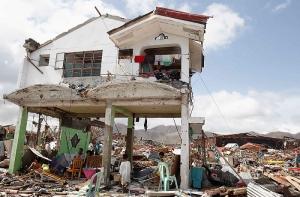 природные катастрофы, филиппины, тайфун, общество