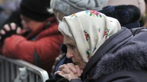 пенсии,  повышение, кабмин, финансы, пенсионеры, украина