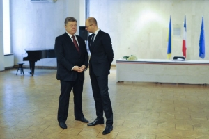 порошенко, яценюк, коалиция, переформатирование, политика,  общество