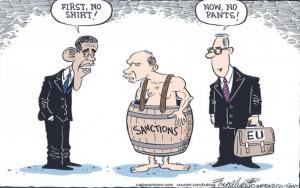 Владиимир Голышев, Владимир Путин, Генассамблея ООН, ИГИЛ, Сирия