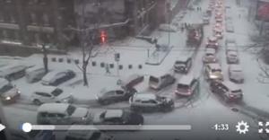владивосток, погода, дороги, дтп, снег, гололед