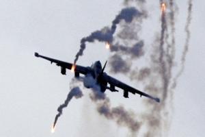 Самолет, Харцызск, сбит, очевидцы, АТО