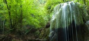 природа, общество, Крым, катастрофы, Бахчисарай, природные катастрофы, водопад, Серебряные струи