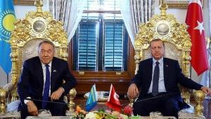 турция, казахстан, эрдоган, назарбаев, происшествия, общество, деларация