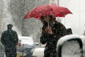 украина, погода, циклон, мороз, дождь