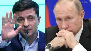 Украина, политика, донбасс, зеленский, путин, переговоры, особый статус, формула Штайнмайера