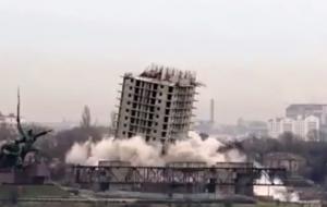 взрыв, дом, севастополь, шестнадцатиэтажный дом