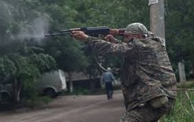 Юго-восток Украины, происшествия, АТО,Луганск