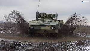 укроборонпром, видео, испытания БТР, 4МВ1