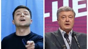выборы президента, порошенко, второй тур, зеленский, выборы 2019